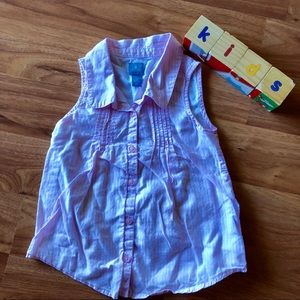 👧🏻🧒🏽 *10 for $13* Gap size 4 shirt